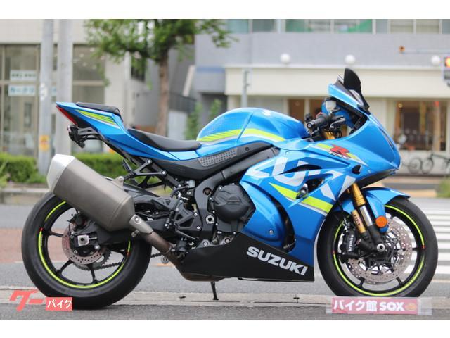スズキ GSX-R1000R スクリーン・スライダーなどカスタムの画像(愛知県