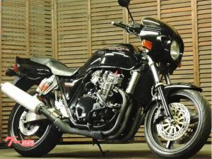 ホンダ/CB1000Super Four T2 スラッシュガード グリップヒーター