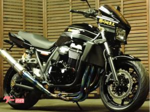 カワサキ/ZRX1200 DAEG OVERフルエキ ETC