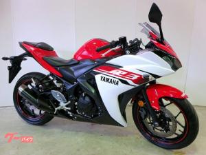 ヤマハ/YZF-R3 ABS赤白フルノーマル