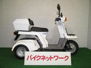 ホンダ/ジャイロX 4stインジェクション ミニカー仕様 リアBOX付