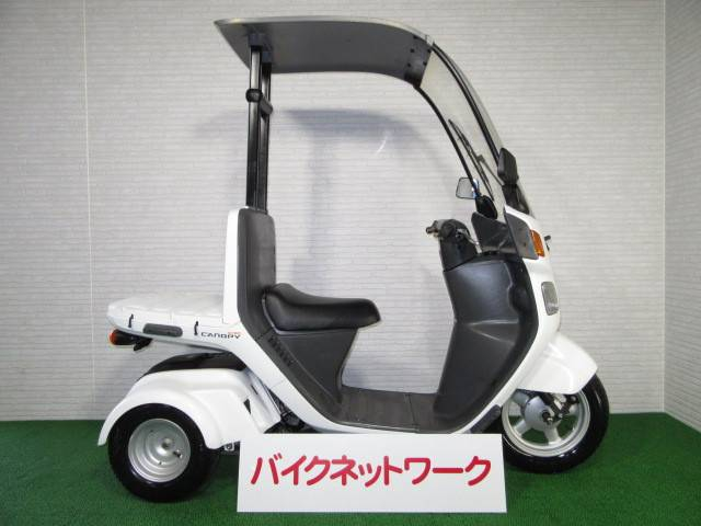 ホンダ ジャイロキャノピー 4st ミニカー仕様 インジェクションの画像(愛知県