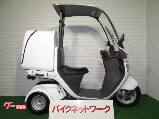 ホンダ ジャイロキャノピー 4st デリバリーBOX ミニカー仕様の画像(愛知県