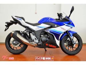 スズキ/GSX250R ヘルメットホルダー付