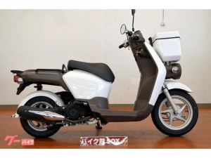 ホンダ/ベンリィ110 2012年モデル Fボックス付