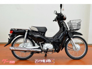 ホンダ/スーパーカブ50 2012年モデル Fバスケット付