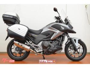 ホンダ/NC750X タイプLD DCT ABS 2014年モデル ヨシムラマフラー