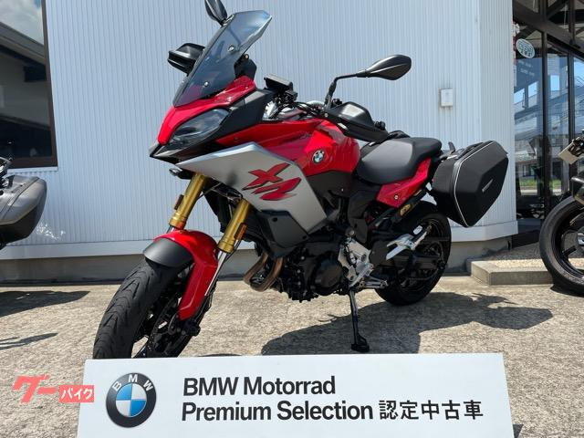 BMW F900XR プレミアムライン 認定中古車の画像(石川県