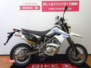 カワサキ/Dトラッカー125 ハンドルブレース装備 2011年モデル