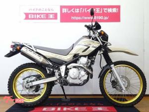 ヤマハ/セロー250 インジェクション 2014年モデル リヤキャリア装備