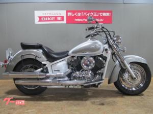 ヤマハ/ドラッグスター1100クラシック サドルバッグ装備 タイヤ前後新品