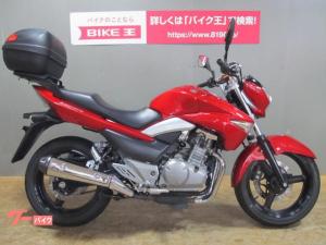 スズキ/GSR250 2012年モデル トップケース スマホホルダー装備 タイヤ前後新品