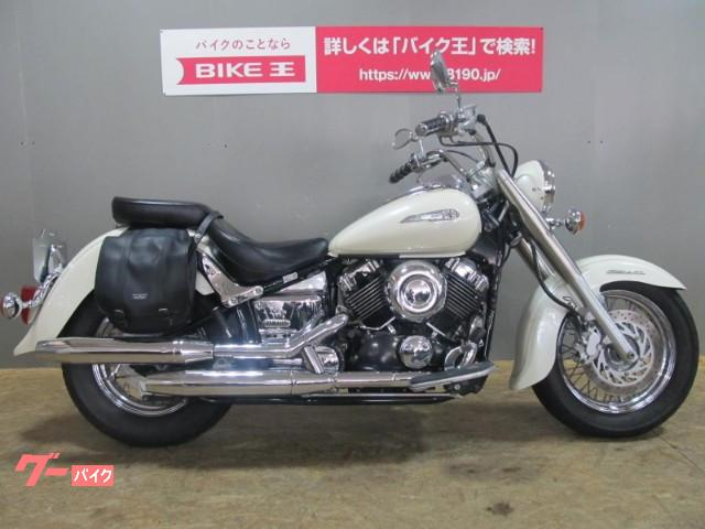 ヤマハ ドラッグスター400クラシック サドルバッグ グリップの画像(石川県