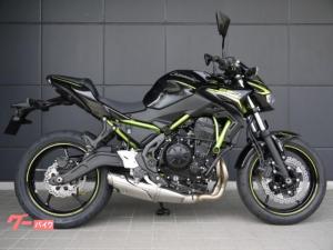 カワサキ/Z650 2020 ブラック ETC2.0