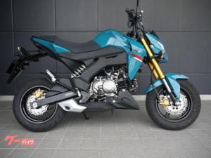 カワサキ/Z125PRO 2021年モデル