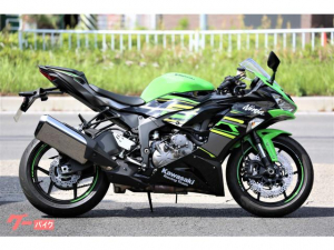 カワサキ/Ninja ZX-6R KRTEDITION 2019 ETC2.0標準装備