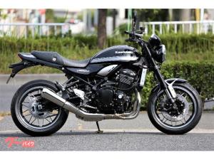 カワサキ/Z900RS 2021年 NEWカラー エボニー