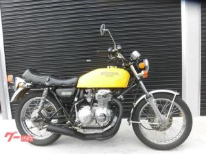 ホンダ/CB400F(408cc) 398仕様改 ハンドル マフラー サイドカバー シート他
