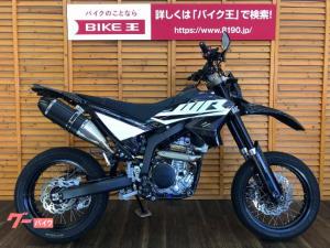 ヤマハ/WR250X SP忠男パワーボックス モリワキRS-4Jマフラー フェンダーレスカスタム