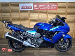 カワサキ/Ninja ZX-14R 並行輸入/逆車/フェンダーレス/Givi製スクリーン/ハリケーン製バーハンドル