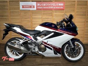 ホンダ/VFR800F ABS・ヘルメットホルダー装備 キー2本