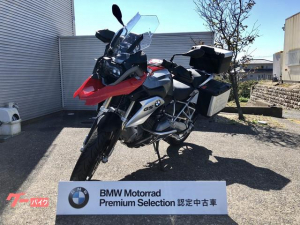 BMW/R1200GS 純正パニア トップケース ETC