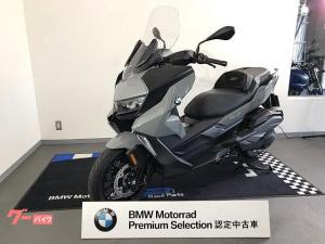 BMW/C400GT BMW認定中古車 トラコン ABS ETC TFTメーター シートヒーター グリップヒーター シート下収納