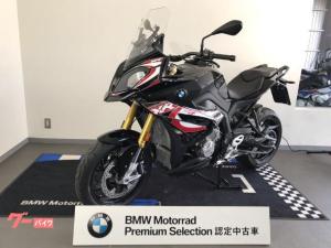 BMW/S1000XR BMW認定中古車 クルコン トラコン ETC ABS ローシート クイックシフター上下 グリップヒーター