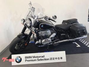 BMW/R18クラッシック BMW認定中古車 ファーストエディション LEDヘッドライト トラコン ABS バックギア クルコン