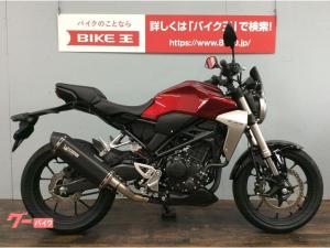 ホンダ/CB250R  スクリーン マフラーカスタム
