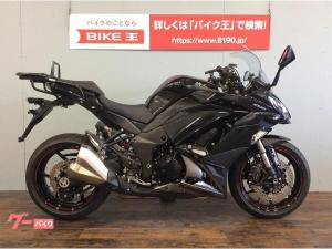 カワサキ/Ninja 1000 リアキャリア付き ワンオーナー ETC標準装備 2018モデル