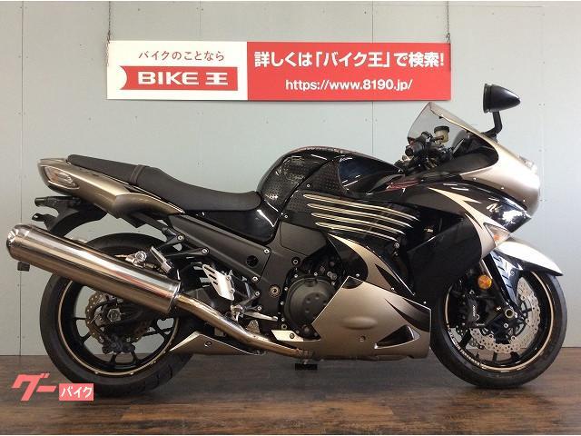 カワサキ Ninja ZX-14 ローダウン ストンプグリップカスタムの画像(愛知県