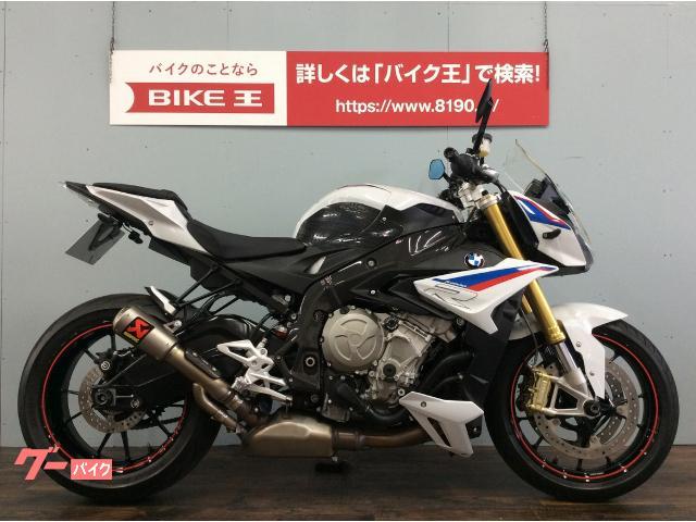 BMW S1000R ベビーフェイススライダー・ヘルメットホルダー付き フェンダーレスの画像(愛知県