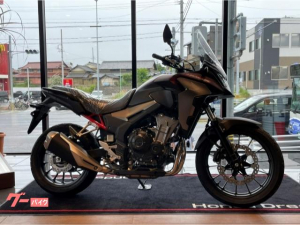 ホンダ/400X 2021年式モデル