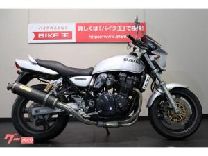 スズキ/イナズマ750 社外マフラー