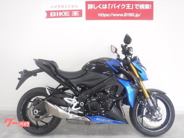 スズキ GSX-S1000 ABS ワンオーナー車 カスタムミラー タンクパッドの画像(京都府
