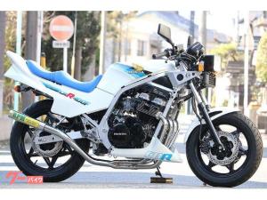 ホンダ/CBR400F フルレストア1型 RPM フレームブラスト