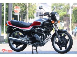 ホンダ/CBX400F CBX400F2 2型 黒赤 フルノーマル エンジン載せ替え無し