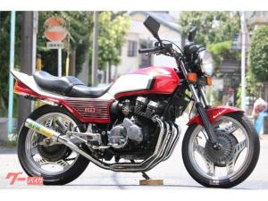 ホンダ/CBX400F 2型仕様 赤白 フルBEET 新品RPMマフラー 当時物 純正
