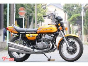 カワサキ/750SS H2 初期型 エンジンフルOH エンジン載せ替え無し クランクOH済