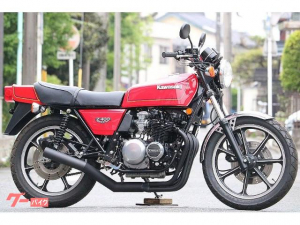 カワサキ/Z400FX 昭和54年5月登録 国内E1 1200番台マッチング フルレストア