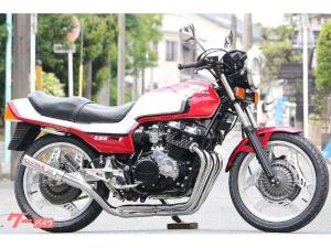 ホンダ/CBX400F 赤白2型仕様 レストア済 フレーム塗装済 新品ルーザー管 純正