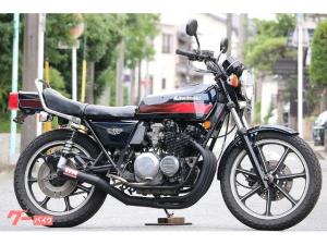 カワサキ/Z400FX  エンジンOH済 フル国内物 初年度昭和54年4月登録 300番台