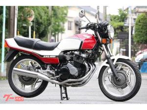 ホンダ/CBX400F フルノーマル オリジナル 国内物 類別区分枠内昭和57年4月登録
