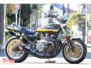 カワサキ/ZEPHYR750 フルカスタム ドレミ外装タイガー ゲイルスピード ブレンボ FCR35π アクティブ ゲイルスピード Z2仕様