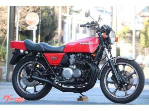 カワサキ/Z400FX フルレストア フル国内物 ウオタニ E1初期型 700番台フレーム 初年度/昭和54年4月登録 エンジンフルOH済み