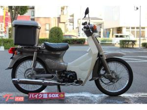 ホンダ/スーパーカブ50カスタム Fiモデル 箱付き