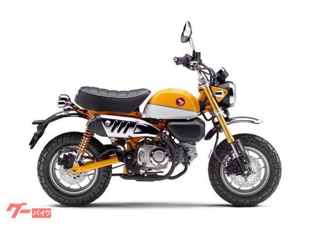 ホンダ モンキー125 ABSの画像(愛知県