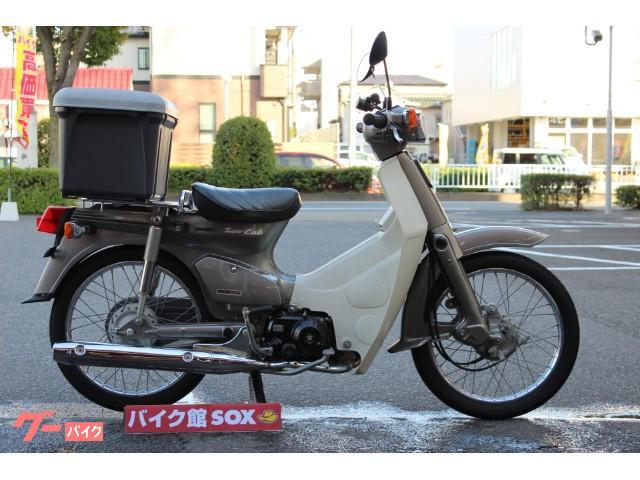 ホンダ スーパーカブ50カスタム Fiモデル 箱付きの画像(愛知県
