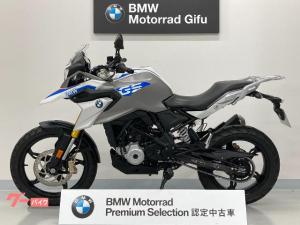 BMW/G310GS BMW認定中古車 ETC2.0 USB電源 液晶メーター DOHC単気筒